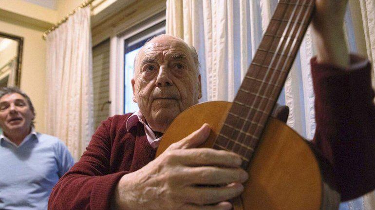 El folclore de luto: murió el Chalchalero Juan Carlos Saravia