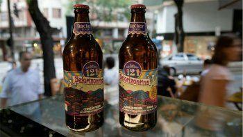 brasil: retiran una marca de cerveza  por toxica y mortal