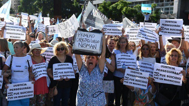 Homenaje a Nisman a 5 años de su muerte, con críticas a CFK