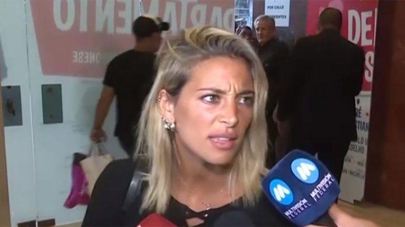 Sol Pérez habló de la pelea con Farro y se quebró en plena entrevista
