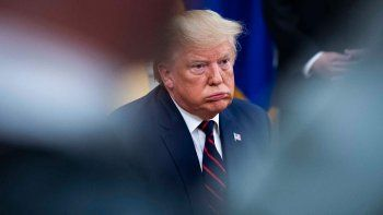 trump se defendio del juicio politico que comienza el martes