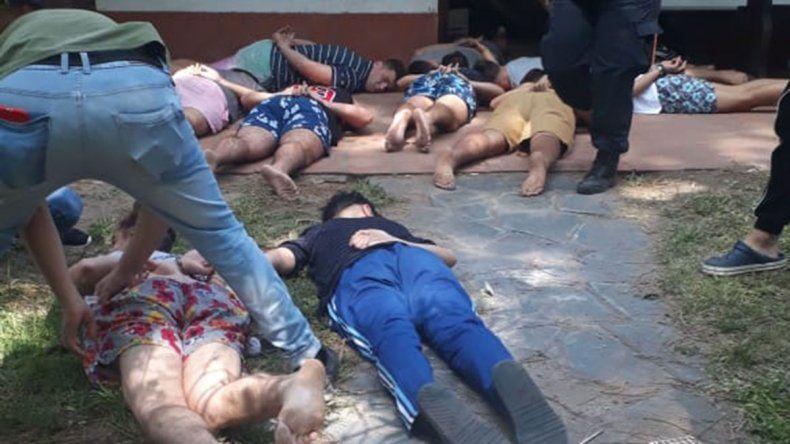Uno de los rugbiers detenidos grabó un video del ataque a Fernando Baéz Sosa.