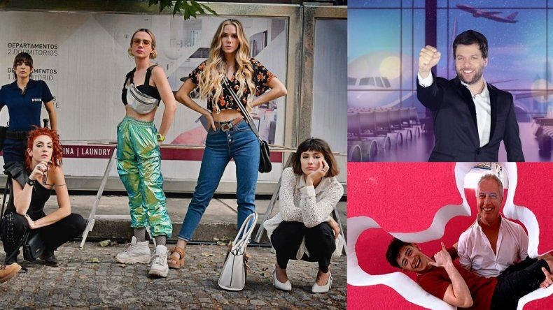 Guerra por el rating: El Trece debuta con dos programas y quiere competir con Telefe