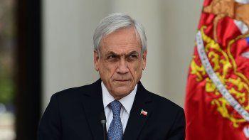 pinera presiona para que diputados voten reforma de pensiones