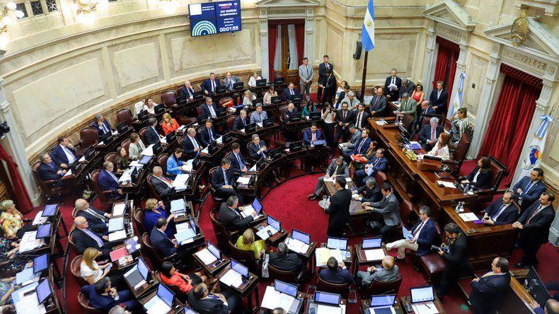 Se adelantó la rosca por Energía en el Senado y Diputados