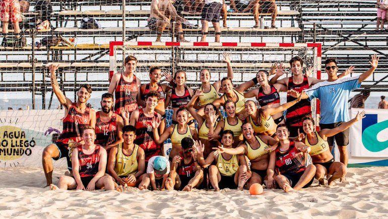 En Uruguay, la garra la tuvo el equipo femenino de Neuquén
