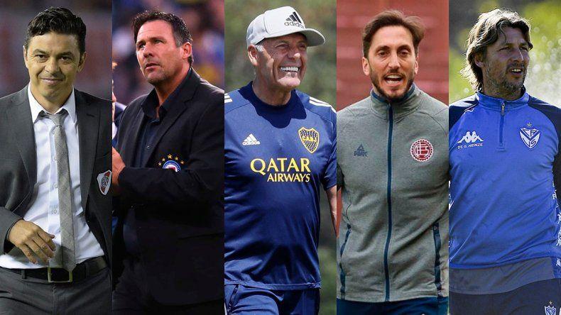 El camino final de los candidatos a coronarse en la Superliga