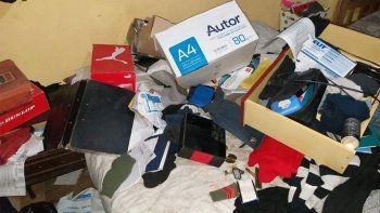 inseguridad en zapala: les desvalijaron la casa mientras estaban de vacaciones
