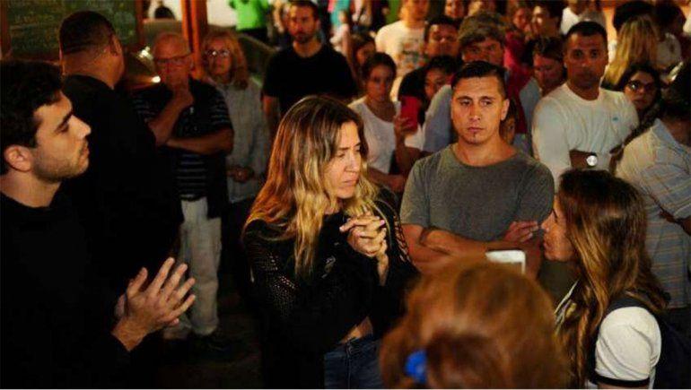 Jimena Barón canceló su show en el boliche donde mataron a Fernando