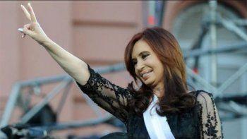 es oficial: cristina fernandez volvio a ser presidenta