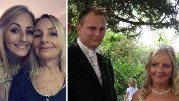 insolito: huyo con el marido de su hija y tuvo un hijo con el