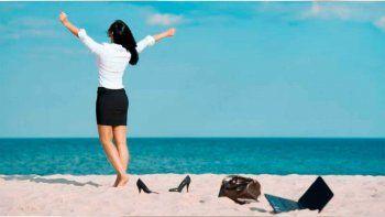 ¿por que es necesario tomarse vacaciones y desconectarse?