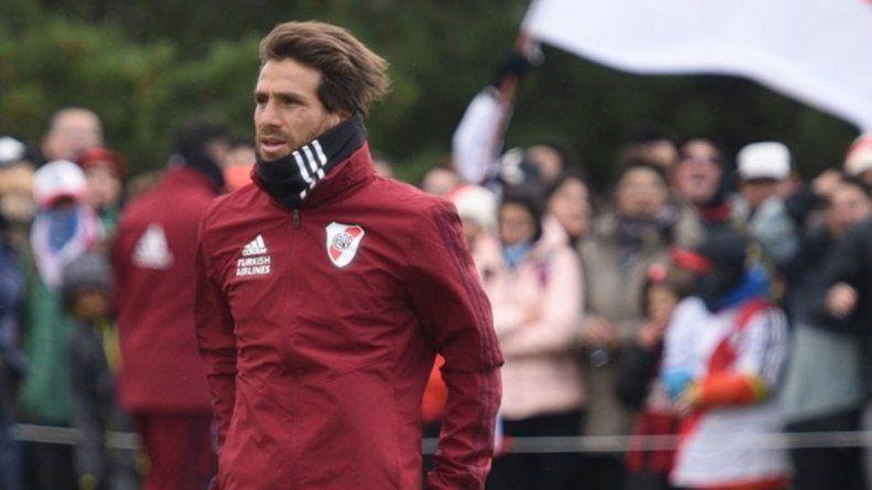 Ponzio: Tenemos muchas posibilidades de ganar la Superliga