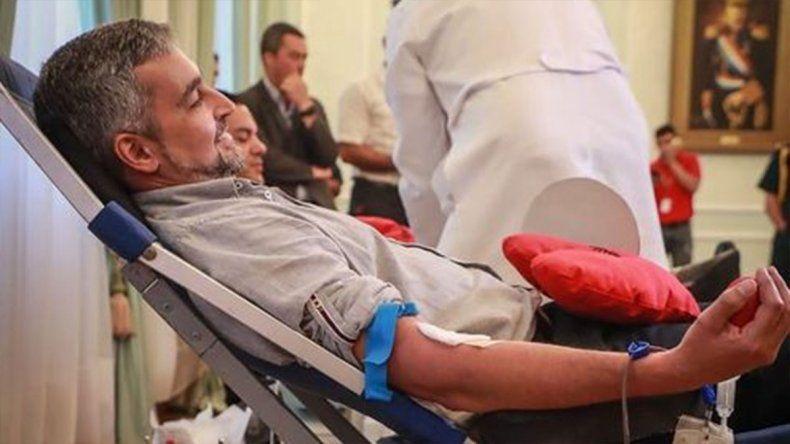 Emergencia de salud en Paraguay: el presidente Mario Abdo Benítez tiene dengue