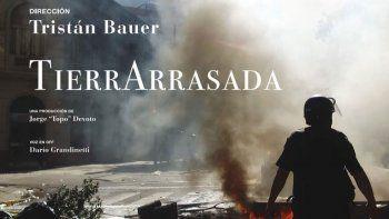 se presenta tierra arrasada, el documental sobre el gobierno de macri, en el cine teatro espanol