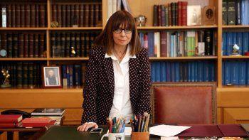 grecia: una mujer sera presidenta por primera vez