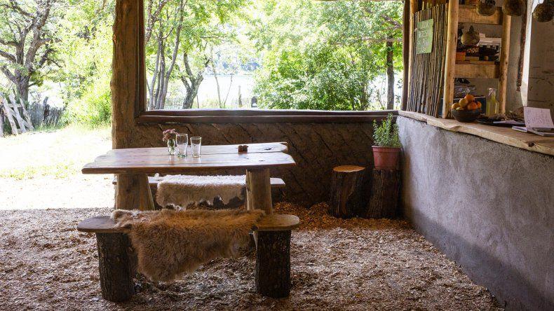 El primer restaurante mapuche de la provincia está en Villa Pehuenia