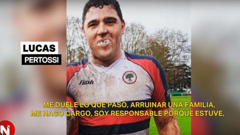 El audio de uno de los detenidos por el crimen de Fernando: Soy responsable porque estuve ahí