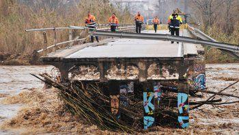 la furia del temporal gloria ya causo 13 muertos en espana