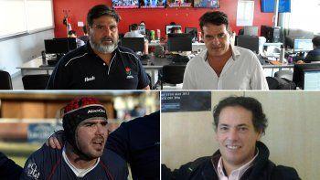 la mirada del rugby local por el crimen de gesell