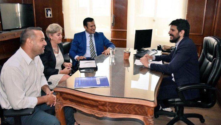 Provincia avanza en agenda común con Nación para capacitar a gobiernos locales