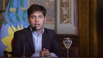 axel kicillof les dio un ultimatum a los bonistas de la deuda