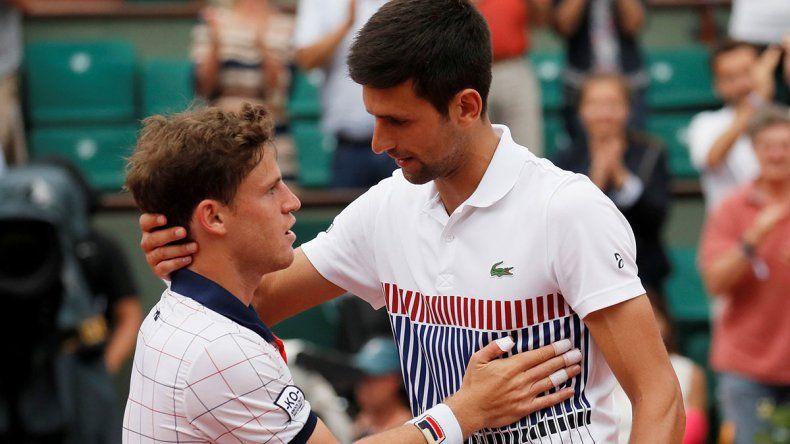 El Peque confía en dar el batacazo: ¿a qué hora se enfrenta a Djokovic en el Abierto de Australia?