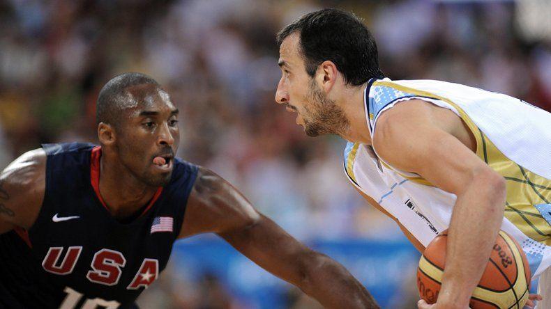 Dolor y sorpresa, las emotivas despedidas del deporte a Kobe Bryant