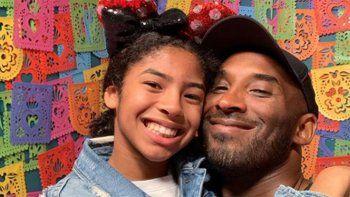 la hija de kobe bryant, de 13 anos, tambien murio en el accidente