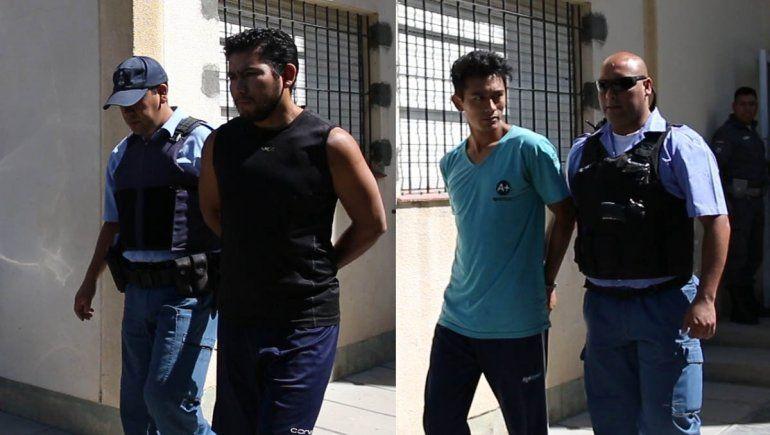 Parricidio en Zapala: los hermanos Jara fueron acusados de homicidio agravado
