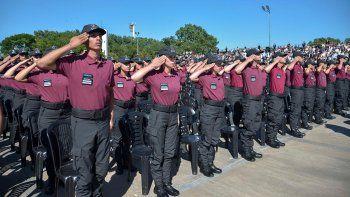 el gobierno dice que caba recibio $127 mil millones de mas por el traspaso de la policia