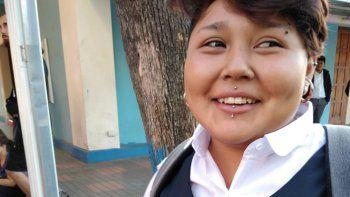 chile: joven grave por una bomba de gas lacrimogeno