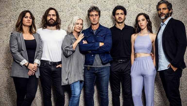 Apuesta argenta: Netflix filma una serie con el Chino Darín y Dupláa