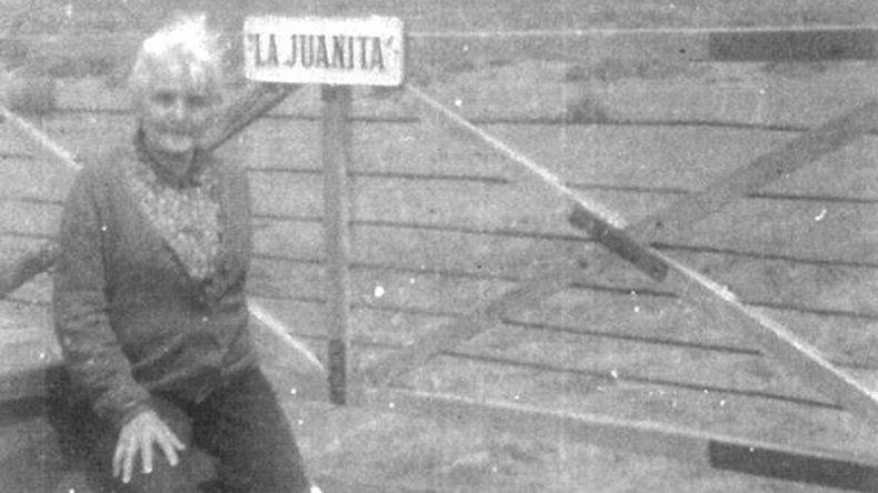 Juanita, la primera beba que registraron en Confluencia