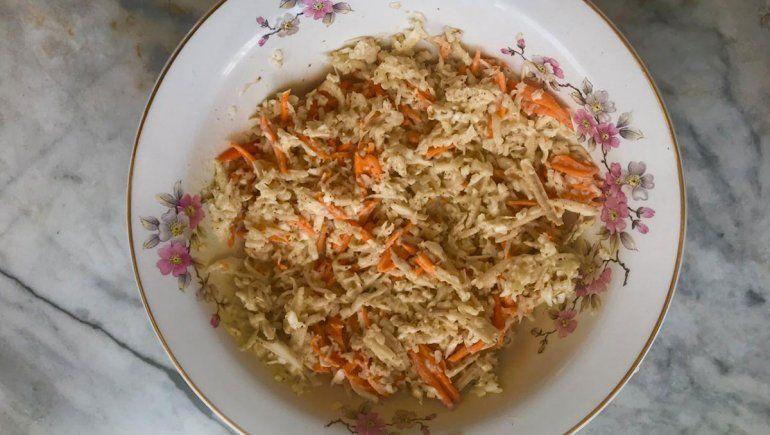Receta: ensalada Coleslaw, fresca y sencilla