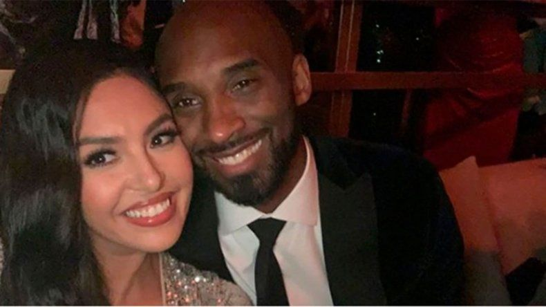 La conmovedora carta de la esposa de Kobe Bryant