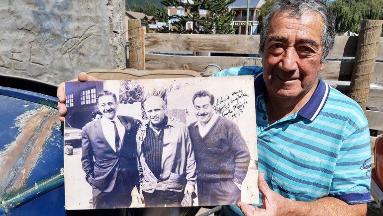 El día que el Chueco Fangio revolucionó Junín