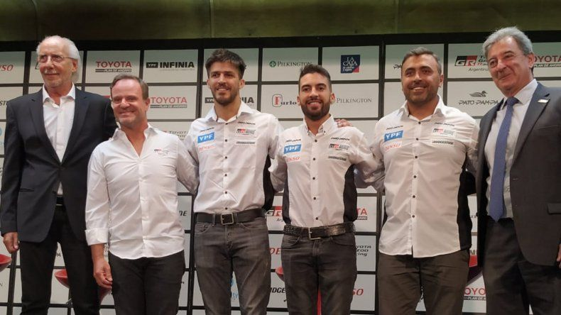Toyota tendrá a Rubens Barrichello como uno de sus pilotos para la temporada 2020 del Súper TC2000.