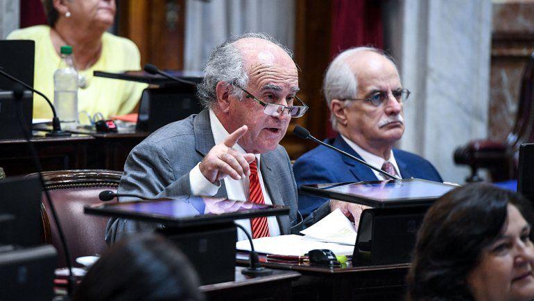 Parrilli: No alcanza con restaurar la deuda, hay que restaurar toda la Argentina