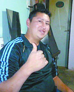 El policía Pablo Pallero está acusado de asesinar a Facundo Guíñez (foto).