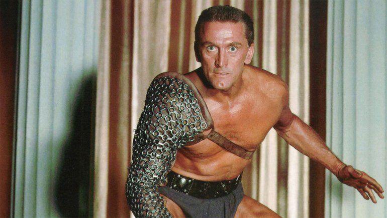 Kirk Douglas se ganó un lugar destacado en Hollywood con películas como Espartaco. Murió a los 103 años.