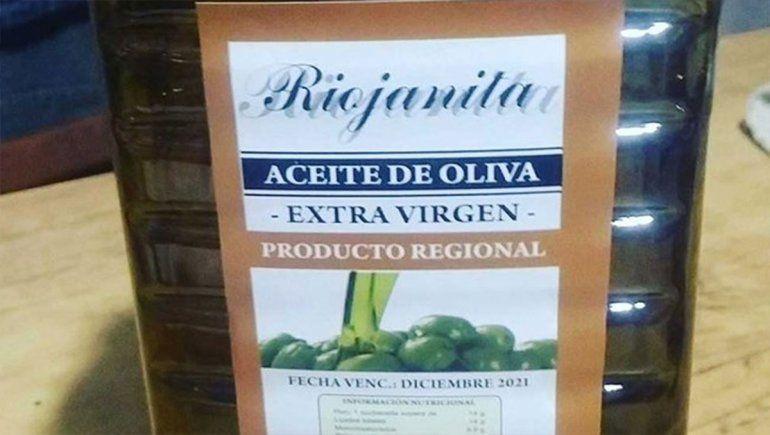 La ANMAT prohibió el aceite de Oliva extra virgen, marca Riojanita.