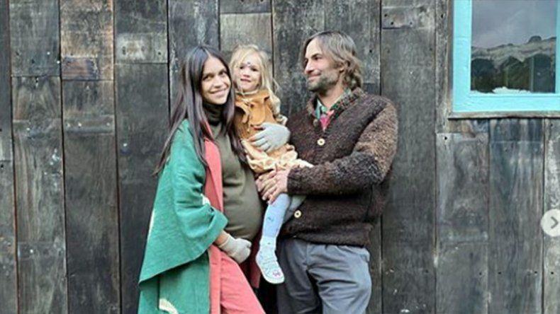 San Martín de los Andes: Zaira fue mamá por segunda vez