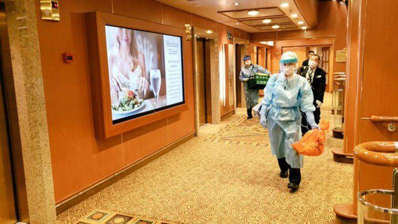 Confirman que hay un argentino con coronavirus en Japón