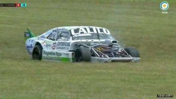 El TC Mouras arrancó la temporada con un trágico accidente