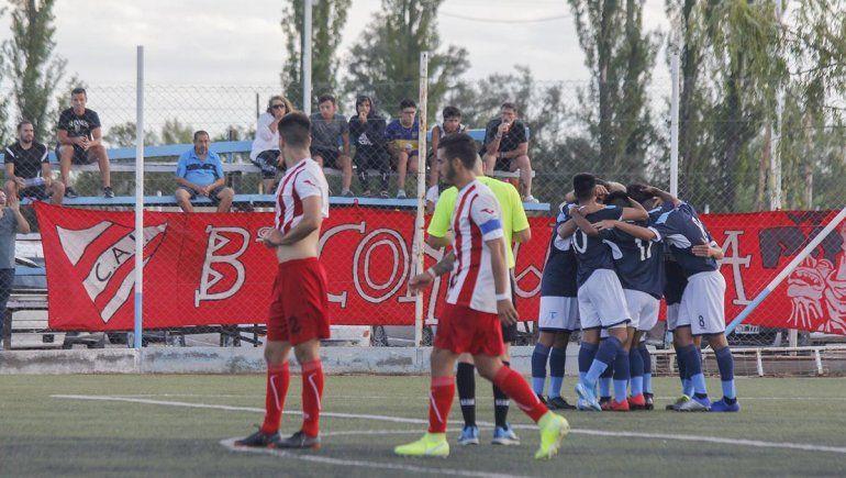 Regional Amateur: dura derrota del Rojo y triunfo de Rincón