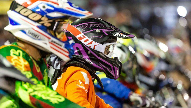 Neuquén vibró con la segunda fecha del Supercross.