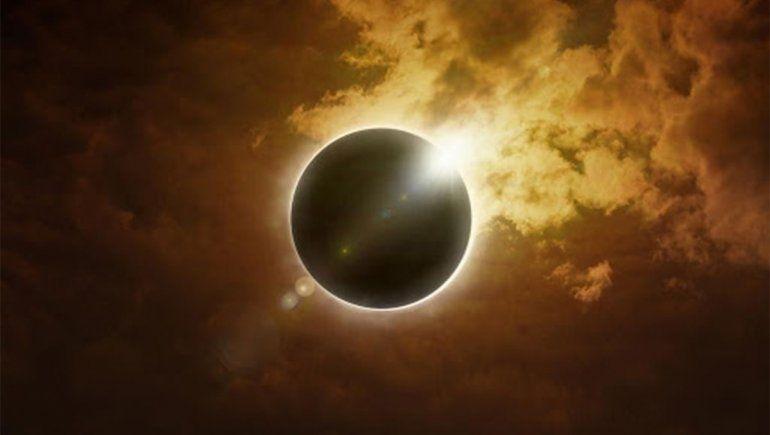 El eclipse total de sol se verá el 14 de diciembre.