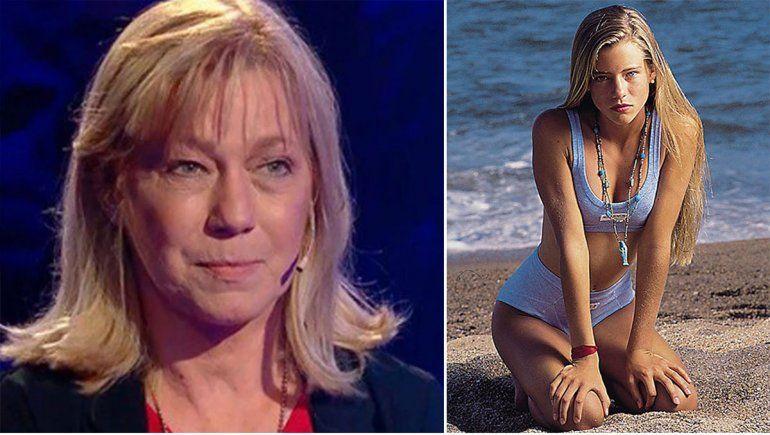 En 2019, la madre de Nicole Neumann fue a QQSM y habló de inicio de la carrera de su hija.