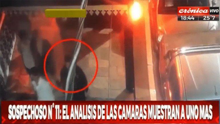 El sospechoso 11 quedó descartado en la investigación
